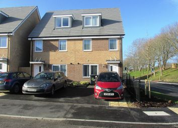 Thumbnail 3 bed end terrace house for sale in Agin Court Avenue, Gosport, Hampshire
