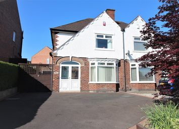 Thumbnail 3 bed semi-detached house for sale in Nottingham Road, Newthorpe, Nottingham