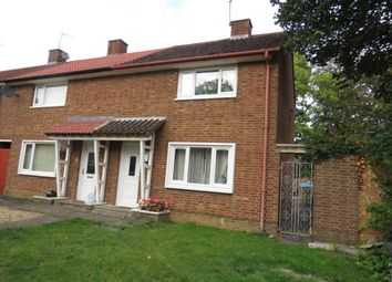Thumbnail 2 bed end terrace house for sale in Glebeland Crescent, Dallington, Northampton