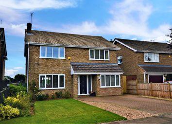 5 bed detached house for sale in Glen Crescent, Essendine, Stamford PE9