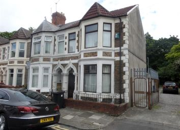 3 bed end terrace house for sale in Colum Place, Cathays, Cardiff CF10