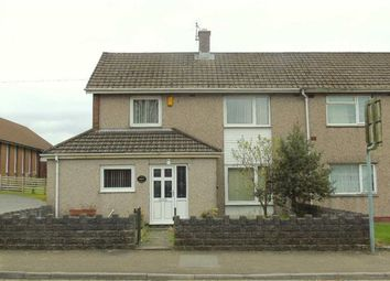 Thumbnail 3 bedroom semi-detached house for sale in Parkway, Swansea