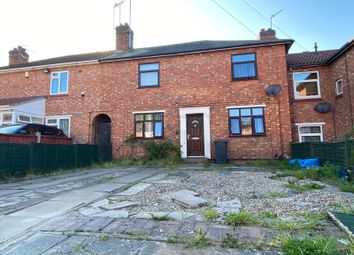 Thumbnail 3 bed terraced house for sale in Thorpewell, Leicester