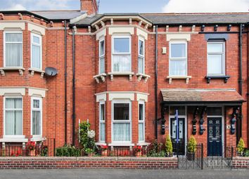 Thumbnail 4 bed terraced house for sale in North Grove, Roker, Sunderland