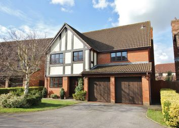 Thumbnail 5 bed detached house for sale in Billington Gardens, Hedge End, Southampton, Hampshire