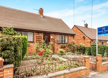 Thumbnail 2 bed bungalow for sale in Coxley Crescent, Netherton, Wakefield