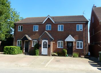 Thumbnail 2 bed flat for sale in Beech Lane, Peterborough