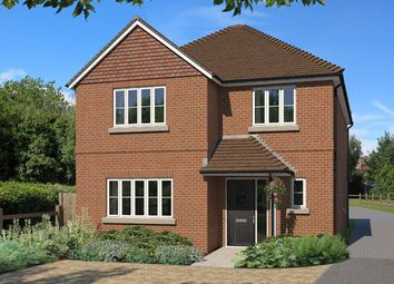 Thumbnail 4 bedroom detached house for sale in Plot 4 - Chazey House, Reading, Berkshire