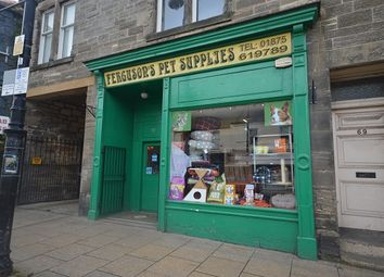 Thumbnail Retail premises for sale in High Street, Tranent, East Lothian
