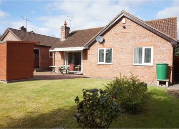 Thumbnail 3 bed detached bungalow for sale in Hewett Close, Taunton