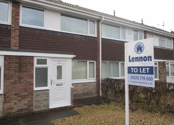 Thumbnail 3 bed terraced house to rent in Osprey Drive, Blyth