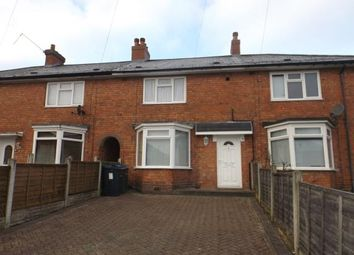 Thumbnail 3 bedroom terraced house for sale in Dimsdale Grove, Birmingham, West Midlands