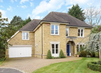 Thumbnail 5 bed detached house to rent in Grange Place, Walton-On-Thames