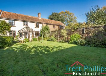 Thumbnail 5 bedroom detached house for sale in The Hill, Smallburgh, Norwich