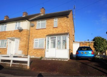 Thumbnail 2 bed end terrace house for sale in Park Lane, Waltham Cross