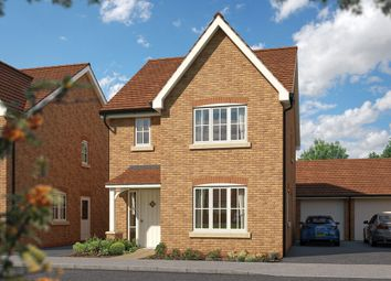 "Thumbnail 3 bed property for sale in ""The Cypress"" at Priory Fields, Wookey Hole Road, Wells, Somerset, Wells"