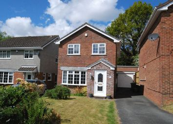Thumbnail 3 bedroom detached house for sale in Wardlow Gardens, Plymouth