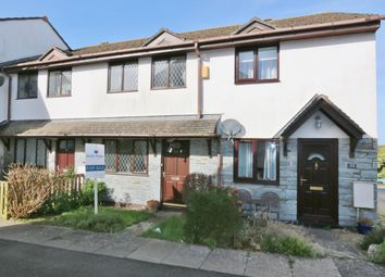 Thumbnail 3 bed terraced house for sale in Raleigh Close, Padstow