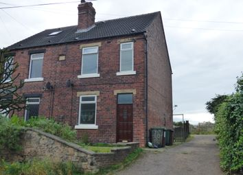 Thumbnail 3 bed semi-detached house for sale in Grange Cottages, Box Lane, Pontefract