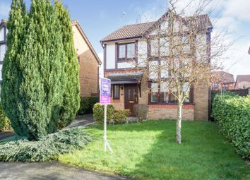 Thumbnail 3 bed detached house for sale in Matlock Close, Warrington