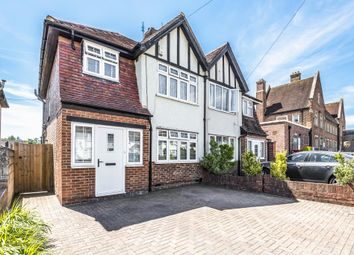 Thumbnail 4 bed semi-detached house for sale in Bartholomew Road, Temple Cowley OX4, Oxford,