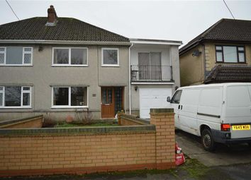 Thumbnail 4 bed semi-detached house for sale in Woodlands, Gowerton, Swansea