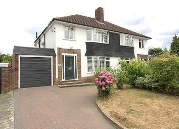 Thumbnail 3 bed semi-detached house for sale in Blenheim Road, Orpington, Kent