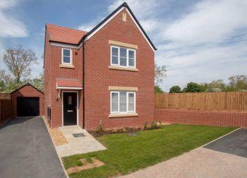 Thumbnail 3 bed detached house to rent in Adlington Close, Hampton Gardens, Peterborough