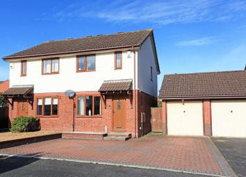 Thumbnail 2 bedroom semi-detached house for sale in Marsh Meadow Close, Telford