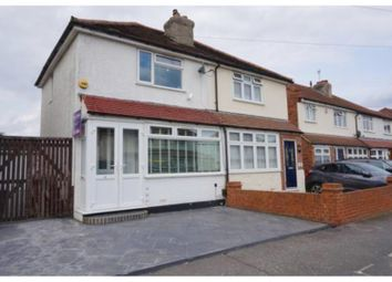 Thumbnail 2 bed semi-detached house for sale in Grosvenor Road, Bexleyheath