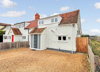 Thumbnail 3 bed semi-detached house for sale in Nine Ashes Road, Nine Ashes, Ingatestone