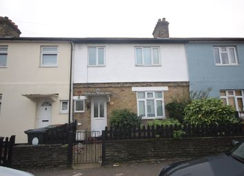 Thumbnail 3 bed terraced house for sale in Millfield Avenue, Walthamstow, London