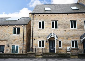 Thumbnail 3 bed town house for sale in Huddersfield Road, Thongsbridge, Holmfirth
