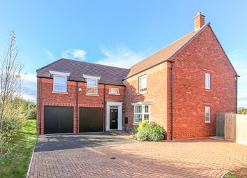 Thumbnail 5 bed detached house for sale in Blackthorn Road, Tenbury Wells