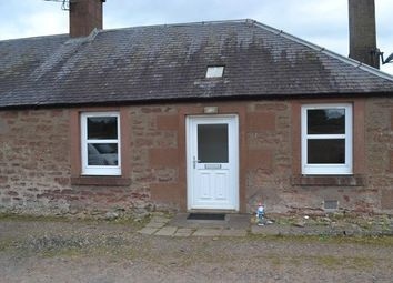 Thumbnail 2 bed end terrace house to rent in Meigle, Blairgowrie