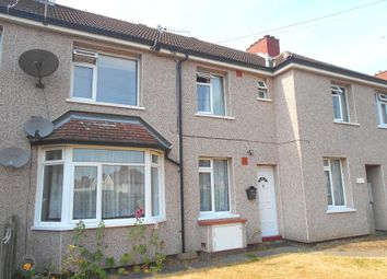 Thumbnail 3 bed maisonette for sale in Fenlake Road, Bedford, Bedfordshire