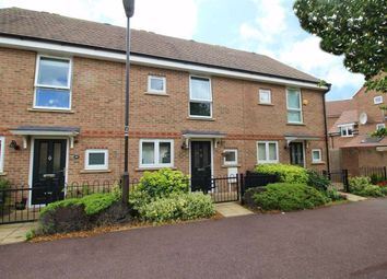 Thumbnail 2 bedroom terraced house for sale in Noon Layer Drive, Middleton, Milton Keynes