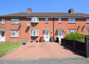 Thumbnail 3 bed terraced house for sale in East Park Close, Chadwell Heath