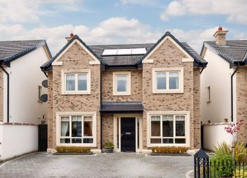 Thumbnail 4 bed detached house for sale in 5 Castlepark Drive, Maynooth, Co. Kildare