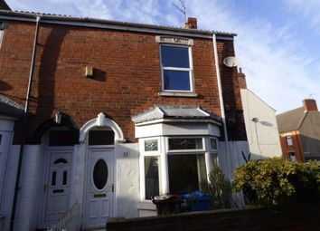 Thumbnail 2 bed end terrace house for sale in Western Villas. Franklin Street, Hull, East Yorkshire