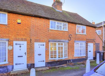 Thumbnail 1 bed terraced house for sale in Harpenden Lane, Redbourn, St. Albans, Hertfordshire