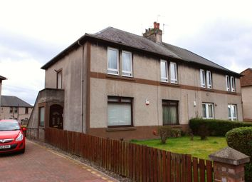 Thumbnail 2 bed flat for sale in Keir Hardie Street, Methil, Leven