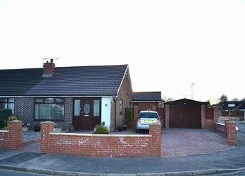 Thumbnail 2 bed semi-detached bungalow for sale in Milnes Avenue, Pennington, Leigh