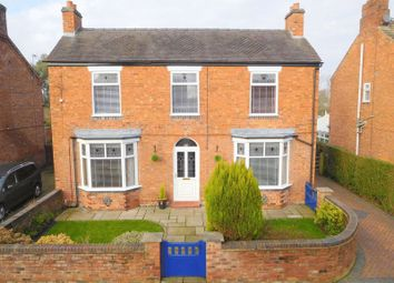Thumbnail 4 bed detached house for sale in Moorfields, Willaston, Nantwich