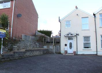 Thumbnail 3 bed semi-detached house for sale in West Cross Avenue, West Cross, Swansea