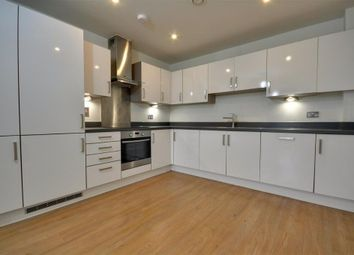 Thumbnail 1 bed flat to rent in Knightley Court, 24 Canning Road, Harrow, Middlesex