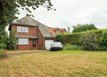 Thumbnail 3 bed detached house for sale in Cusworth Lane, Cusworth, Doncaster