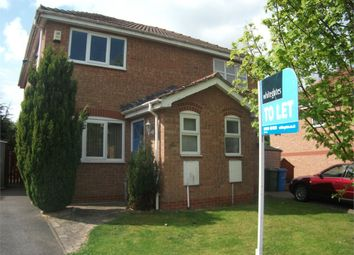 Thumbnail 2 bed shared accommodation to rent in Beaufort Way, Worksop, Nottinghamshire