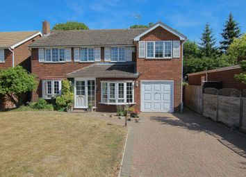 Thumbnail 5 bed detached house for sale in St. Marys Glebe, Edlesborough, Dunstable