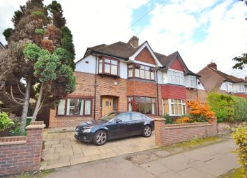 Thumbnail 4 bed detached house to rent in Copse Hill, Wimbledon, London